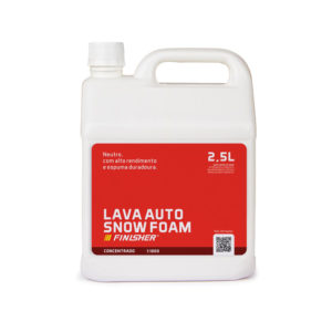 FINISHER – SHAMPOO DETERGENTE LAVA AUTO SNOW FOAM 1:1000 2,5L