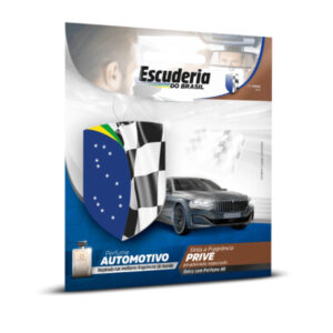 ESCUDERIA – PERFUME AUTOMOTIVO ESSENSE PRIVÉ