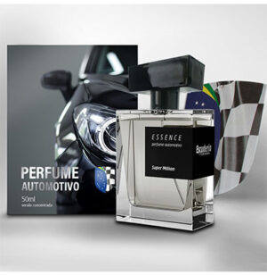 ESCUDERIA – PERFUME AUTOMOTIVO CONCENTRADO 50ML SUPER MILLION